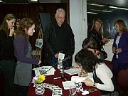 """Presentación Libro De Amares en la Biblioteca Nacional (Karina Roldán)En la presentación oficial de mi primera obra literaria """"DE AMARES"""". 06 septiembre 2009."""