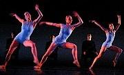 "[Ruby Washington/The New York Times]From left, Katherine Eberle, Elizabeth Johansen-Martinez and Katie Dehler rehearsing ""Left Unsaid."""