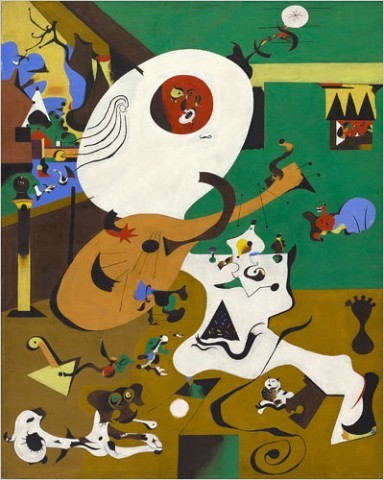 [Photo: Metropolitan Museum of Art, Artists Rights Society (Ars), New York/Adagp, Paris] Joan Miró (1893-1983)