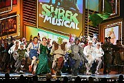 "The opening number featured performances from 10 different Broadway shows, including ""Shrek.""