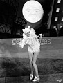 1933: American entertainer Ruby Keeler (1910 - 1993) dressed as a cat for the Hollywood musical 'Footlight Parade', directed by Lloyd Bacon for Warner Brothers. [Photo by Hulton Archive/Getty Images]