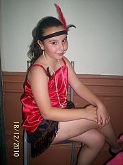 Camila Ciaburri en Teatro