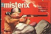 Revista Misterix Década Del 60 Bull Rockett Joe Gatillo