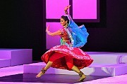 A dancer has been crowned Miss America for the second year in a row!