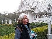 Lumbini - Templo tailandes [Foto Ariel Lichtig]