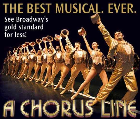 THE BEST MUSICAL. EVER.