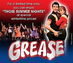 Grease at the Brooks Atkinson Theatre