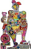 Pablo Di MassoBANJOMAN200650 x 70 cm