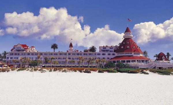 Hotel Del Coronado San Diego, recently completed a $150 million renovation