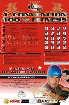 Convención 100% Fitness (Marcelo López)