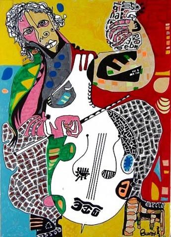 Pablo Di Masso CON MALENA 2008 21 x 29.7 cm