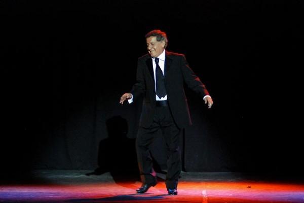 Alberto Agüero en Divertimento en Tap 2007 [Foto Antonio Fresco]