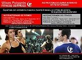 Ritmos y Fitness con Ulises Puiggrós