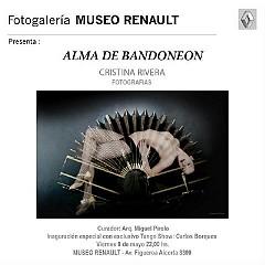 ALMA DE BANDONEÓN CRISTINA RIVERA FOTOGRAFÍAS
