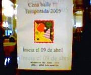 Cena y Baile Temporada 2005 [Ariel Lichtig]