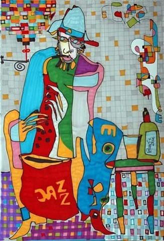 Pablo Di MassoJAZZMAN200621 x 29 cm