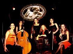 Las del Abasto, Orquesta de Señoritas