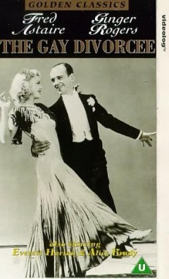 The Gay Divorcee (1934): Ginger Rogers (23) and Fred Astaire (35)