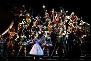 The Phantom of the Opera, Masquerade2006 Taipei production(London, Las Vegas, New York, Australia, U.S. Tour, World Tour, Osaka, Budapest)