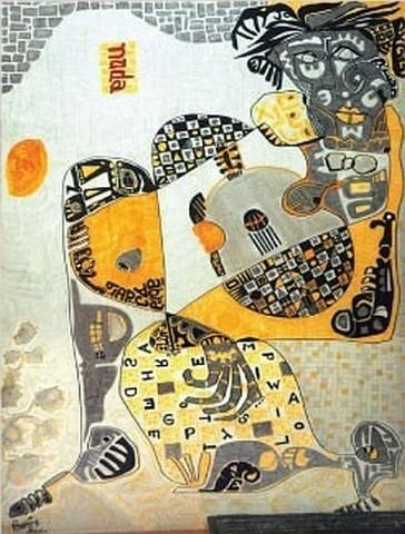 Pablo Di Masso Nada 2006 70 x 100 cm