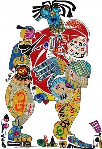 Pablo Di Masso PABLERAS 2006 82 x 56 cm