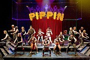 "The cast of Los Angeles-based Center Theatre Group/Deaf West Theatre's ""Pippin."" [Center Theatre Group]"