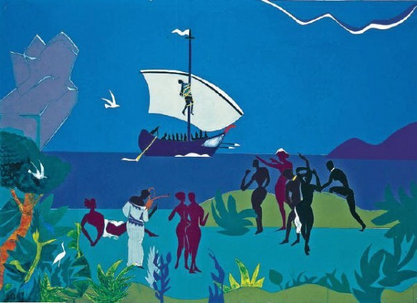 [COURTESY DCMOORE GALLERY, NEW YORK]