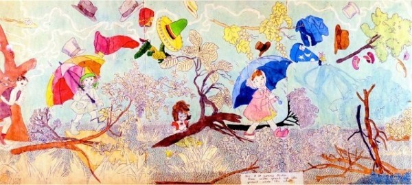 ON THEIR OWN