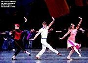 """RHYTHMCarla Körbes, Damian Woetzel, and Jenifer Ringer in """"An American in Paris."""""""