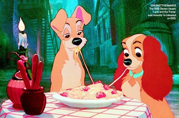 SPAGHETTI ROMANCE