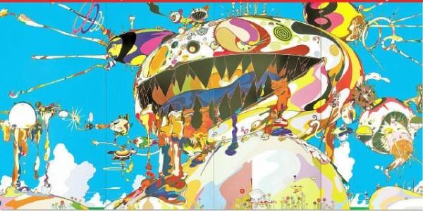 Takashi Murakami, 'Flower Ball (3D)' (2002)
