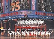 [PAUL KOLNIK/MSG ENTERTAINMENT]CHRISTMAS SPECTACULARThe Rockettes will be kicking up their heels at Radio City through December 30.