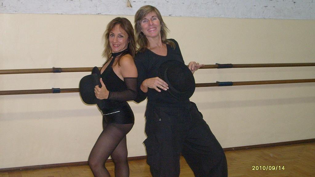 Alejandra Roldán, Claudia Tarazona