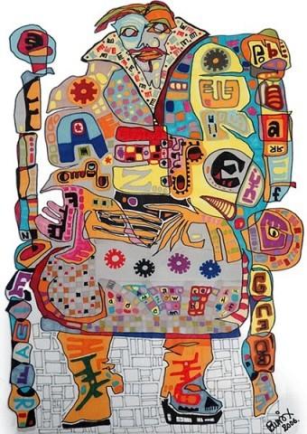 Pablo Di MassoSarraceno200629 x 42 cm