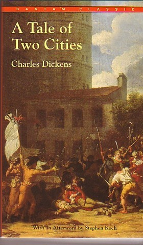 A Tale of Two Cities Charles Dickens