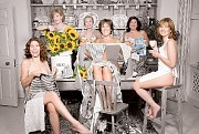 Tim Firth's stage adaptation of the hit film Calendar Girls comes to the Noël Coward theatre after completing its current regional tour. Lynda Bellingham, Patricia Hodge, Sian Phillips, Gaynor Faye, Brigit Forsyth, Julia Hills and Elaine C Smith star in the Yorkshire set drama.