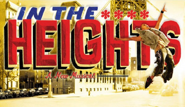 IN THE HEIGHTS<br>13 TONY AWARD NOMINATIONS