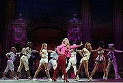 Becky Gulsvig and cast
