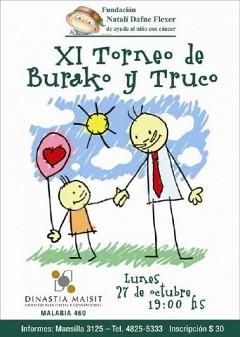 XI Torneo de Burako y Truco