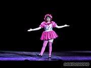 """Calixta Corti , Calixta Jugando, en """"Caleidoscopio"""" de Alberto Agüero, Teatro ND Ateneo, Buenos Aires, domingo 12 de diciembre 2010 [Foto Antonio Fresco]"""