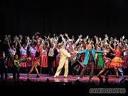 """La Compañía, Saludo Final, en """"Caleidoscopio"""" de Alberto Agüero, Teatro ND Ateneo, Buenos Aires, domingo 12 de diciembre 2010 [Foto Antonio Fresco]"""