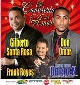Concierto Del Amor 2008Madison Square Garden • Saturday, February 9