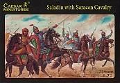 Caballeros Sarracenos y Saladino