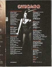 """Julia Montiliengo en programa de """"CHICAGO El Musical"""""""