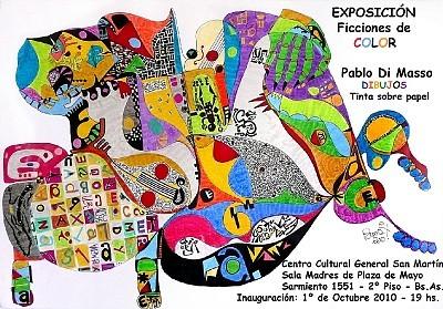 Ficciones de color (Pablo Di Masso)
