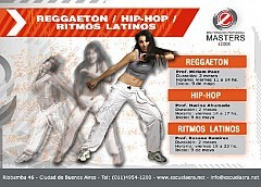 REGGAETON HIP-HOP RITMOS LATINOS