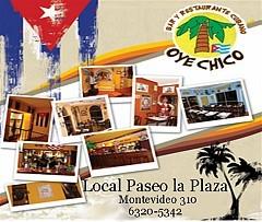 OYE CHICOLocal Paseo la Plaza