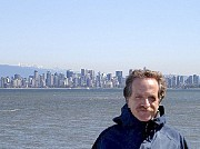 Ariel Lichtig en Vancouver