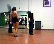 La presentación de Charly Calatrava en su ballet de Jazz