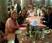 Mesa del baile del sábado 30jul2005